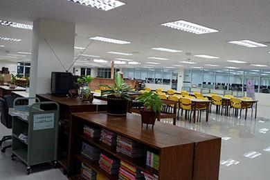 ห้องสมุดพณิชการพระนคร