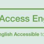 เปิดทดลองใช้งานโปรแกรมฝึกภาษา Access English